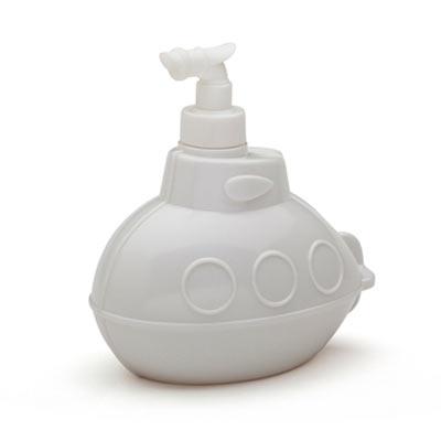 צוללת סבון - דיספנסר לסבון