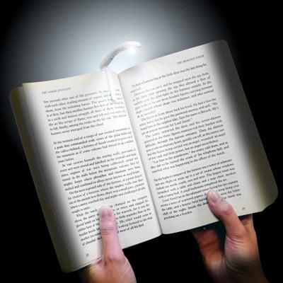 מנורת קריאה פיצפונת