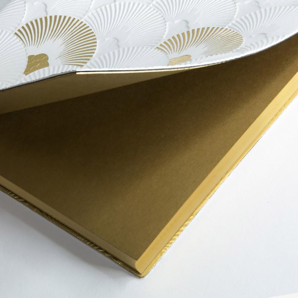 מחברת מהודרת  Art Deco Fanfare A5