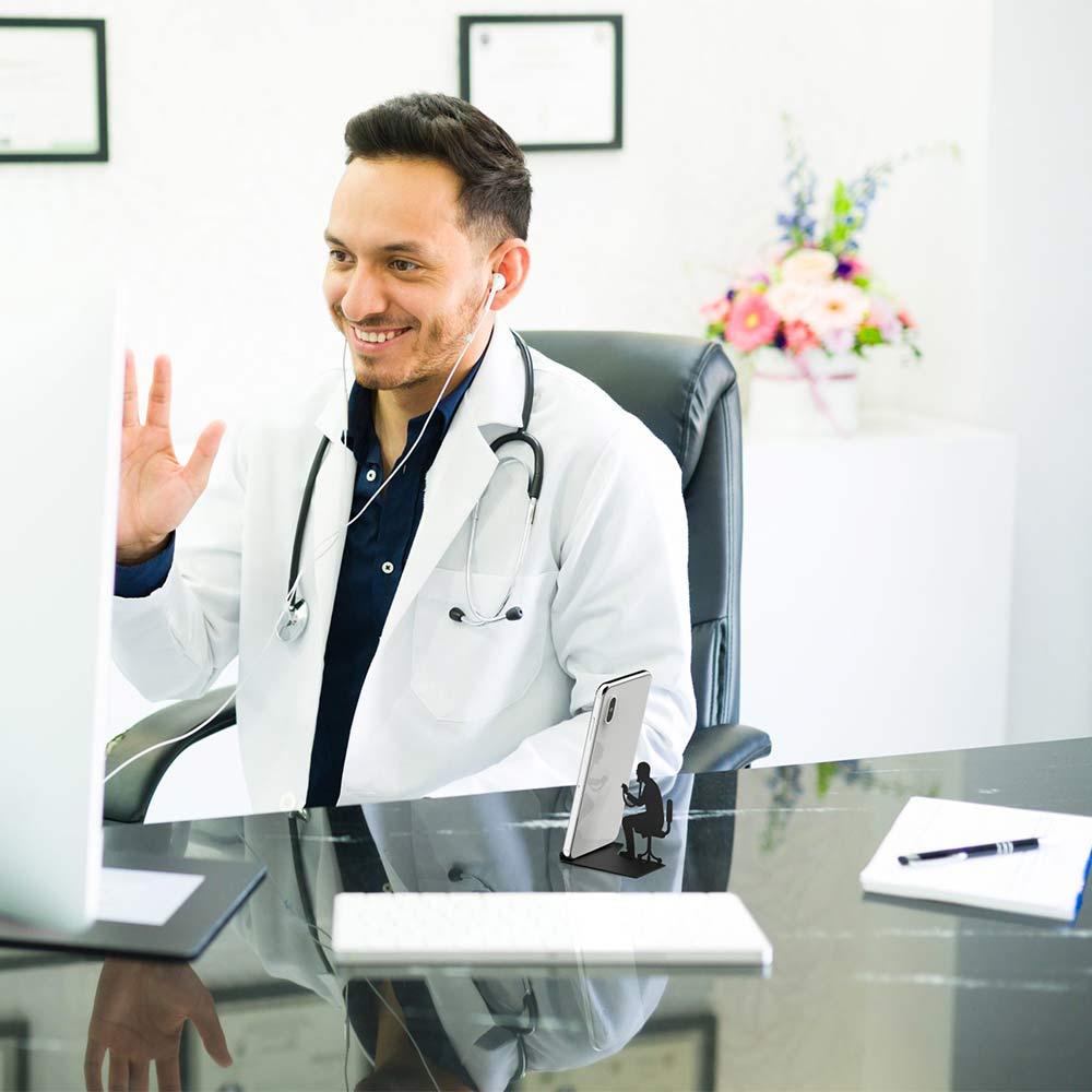 ביזי - סטנד לסמארטפון - דוקטור