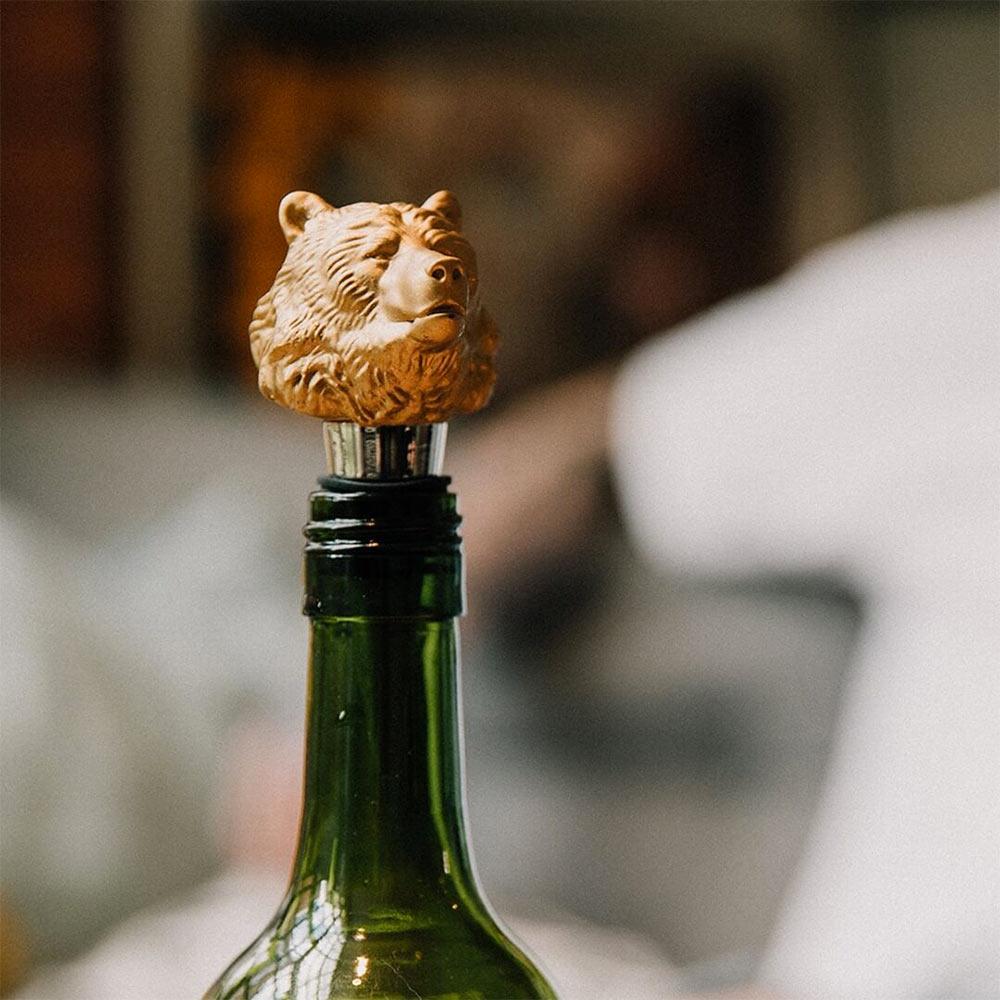 פקק לבקבוק דב Bottle Bear