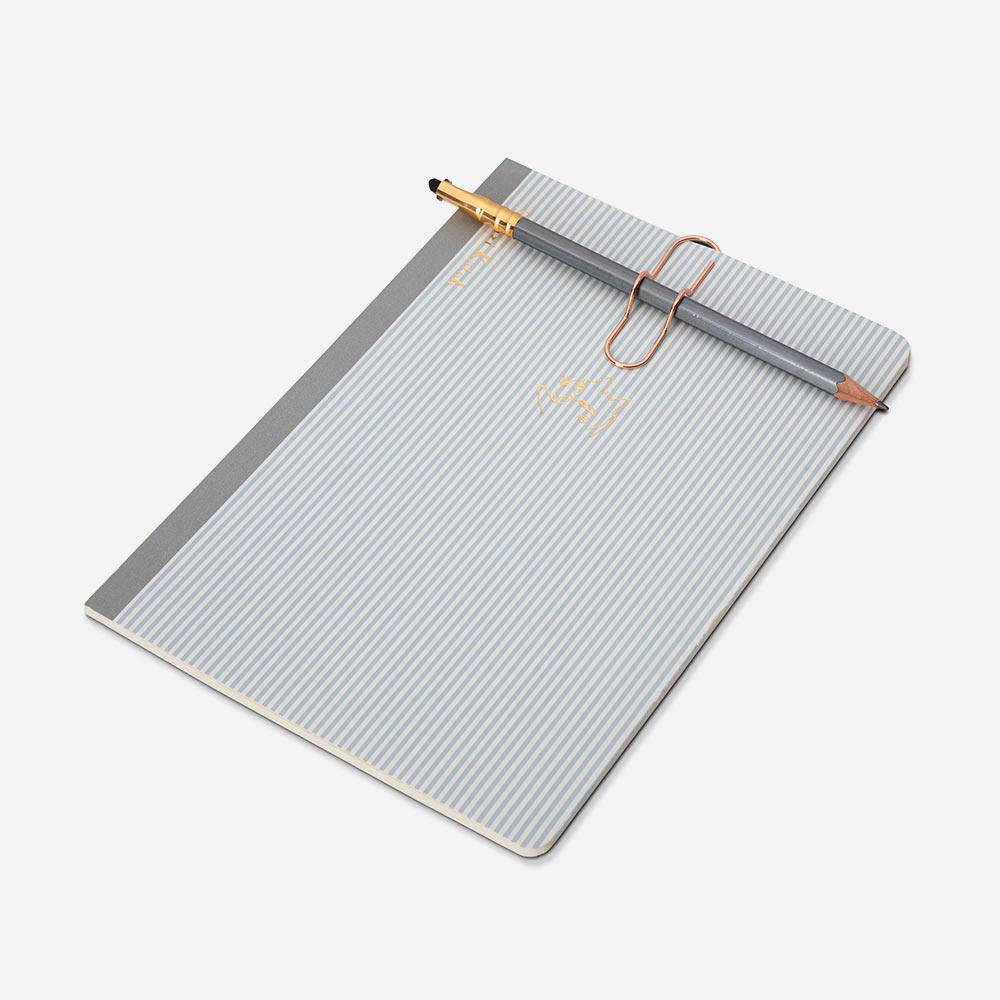 קליפס לעיפרון רוז גולד Clippen