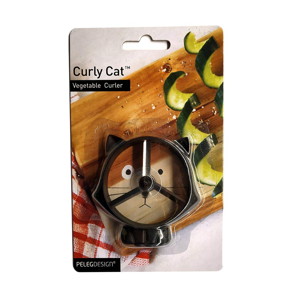 Curly Cat מסלסל ירקות