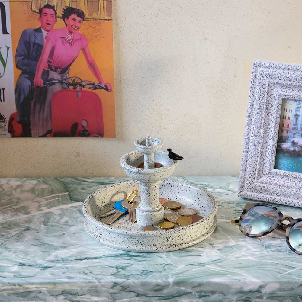 La Fontana מתקן לתכשיטים וכסף קטן לה-פונטנה
