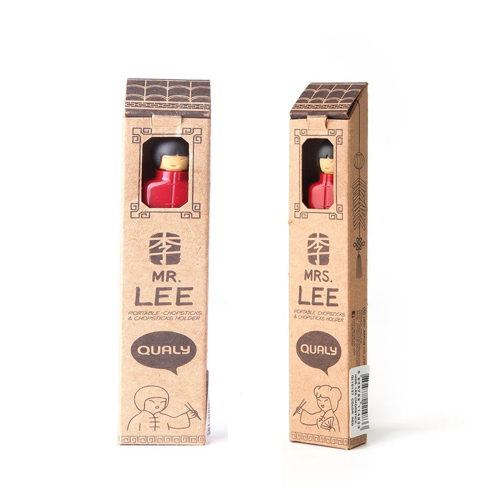 מקלות אכילה רב פעמיים Mr. & Mrs. Lee