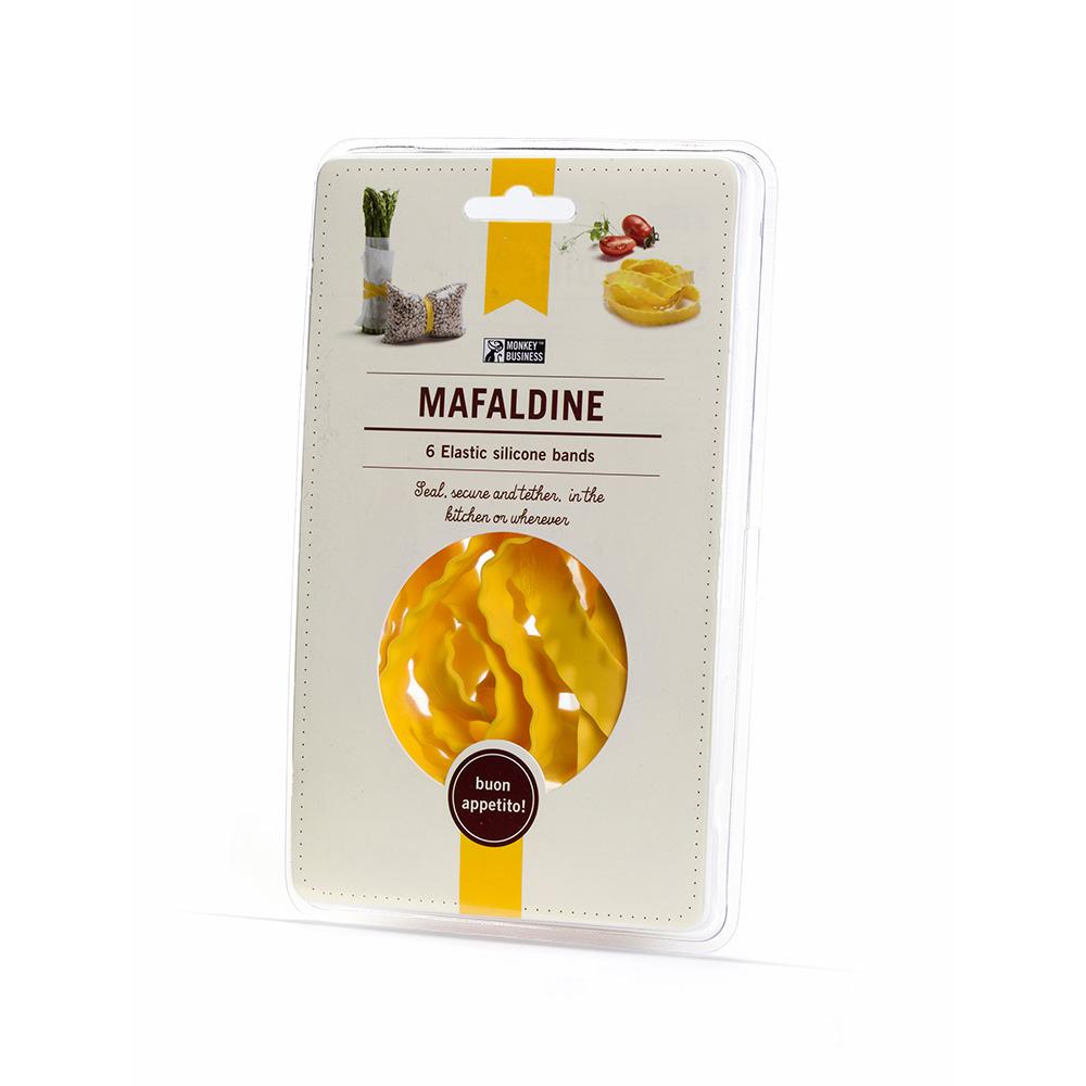 Mafaldine - גומיות בצורת פסטה