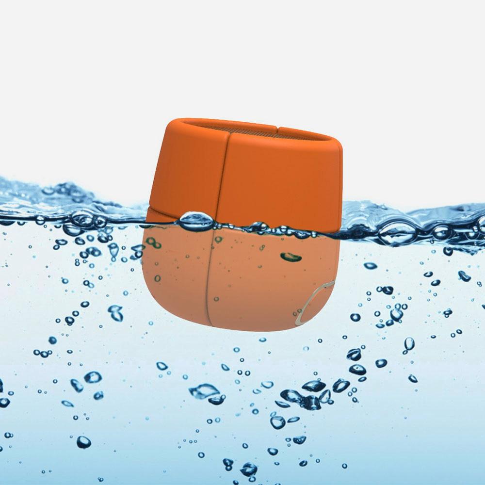 רמקול עמיד במים Mino X כתום