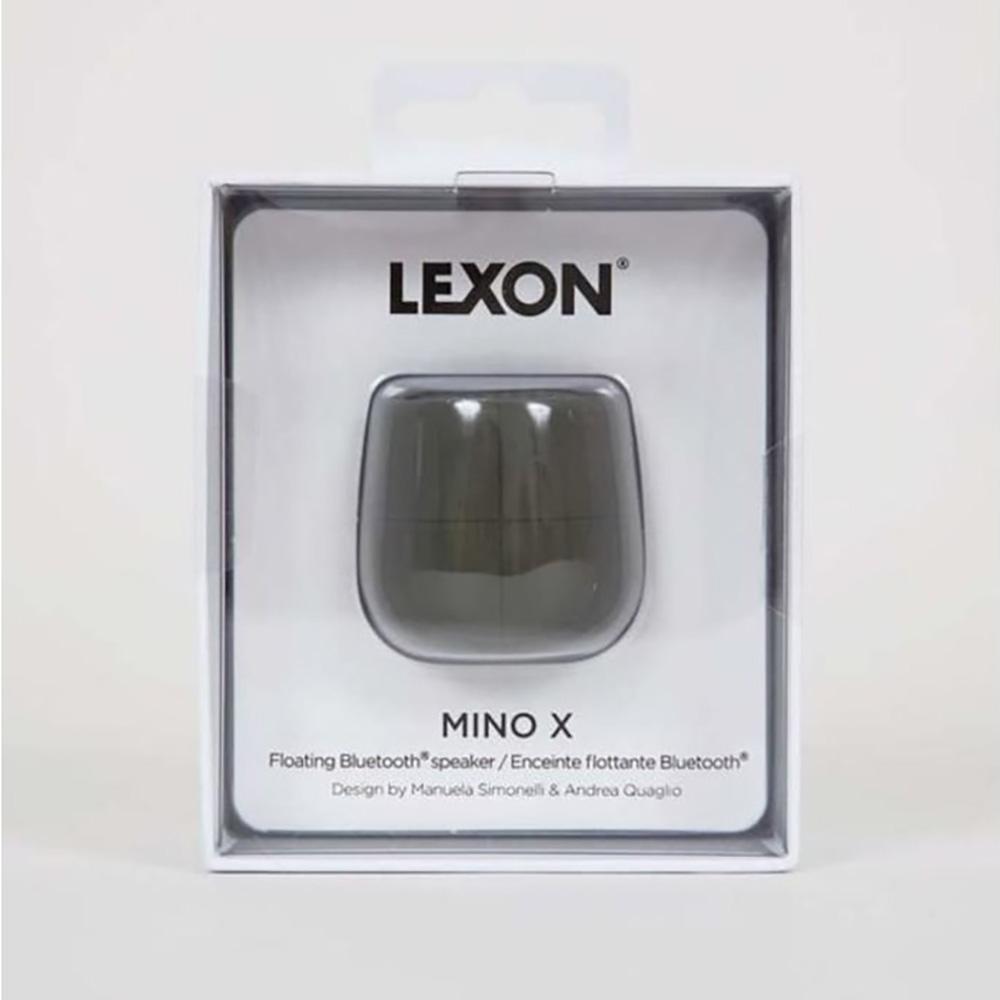רמקול עמיד במים Mino X שחור