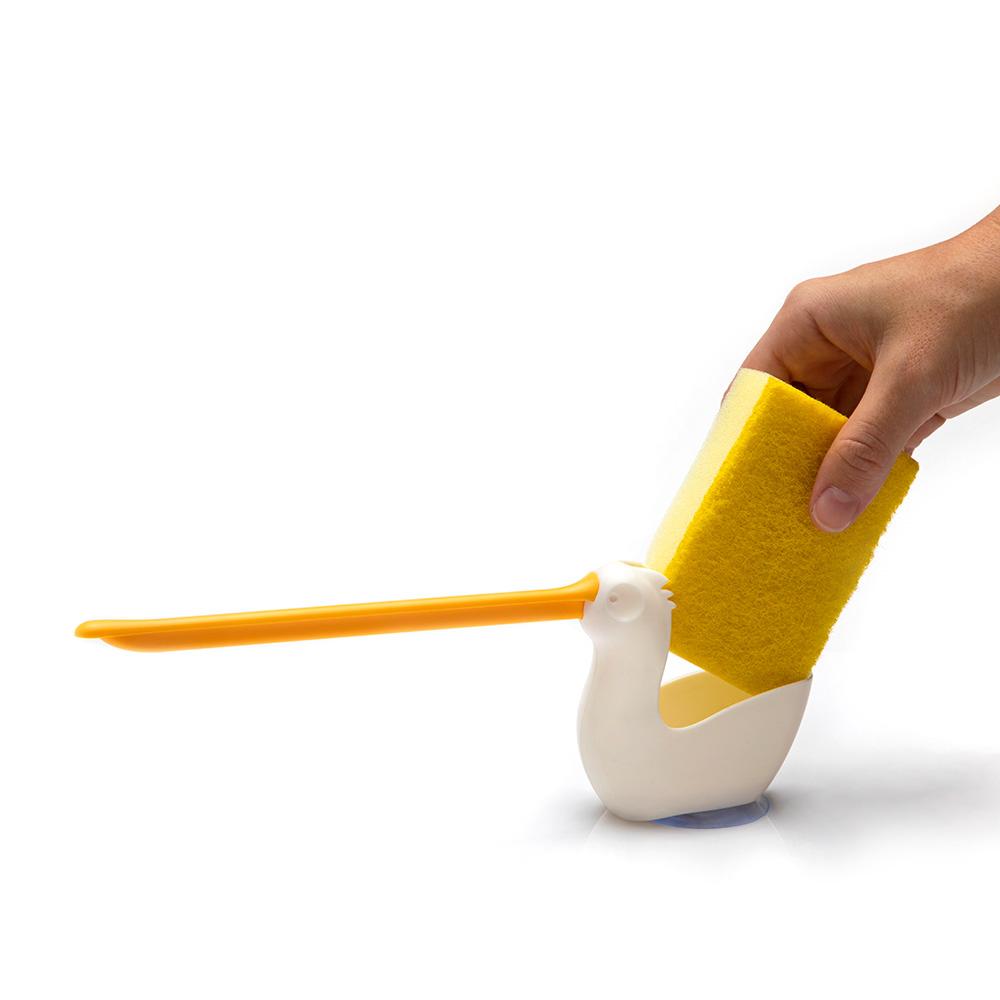 Pelix מעמד למטלית וספוג כלים
