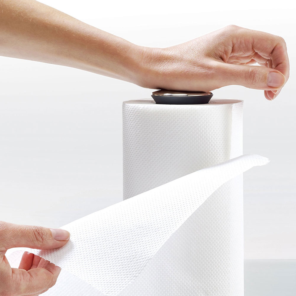 Push&Tear מתקן לנייר סופג