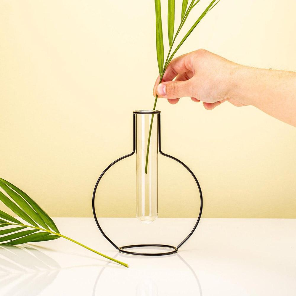 זוג אגרטלי צללית Silhuette Vase Set