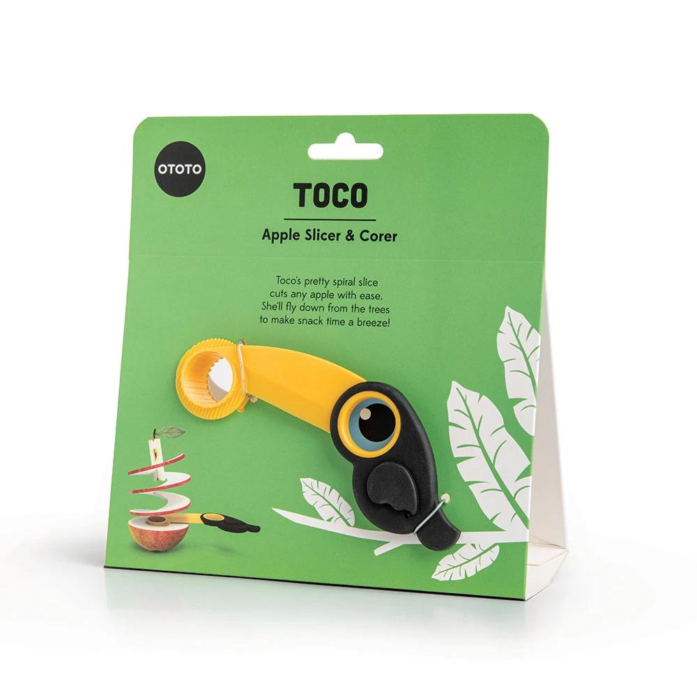 חותכן תפוח Toco