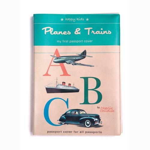 כיסוי לדרכון - ילדים - A Novel