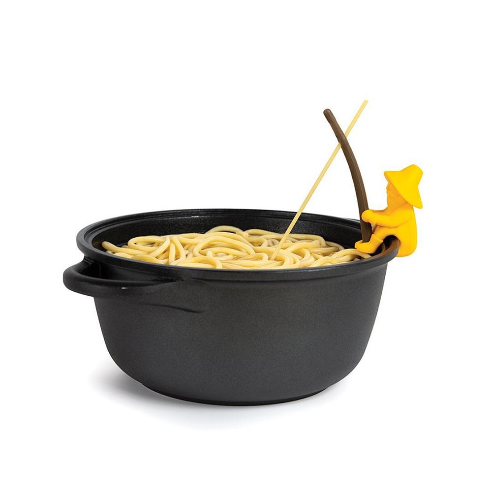 בודק ספגטי ומשחרר אדים Al Dente