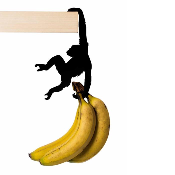 מתלה למדף אלברט הקוף