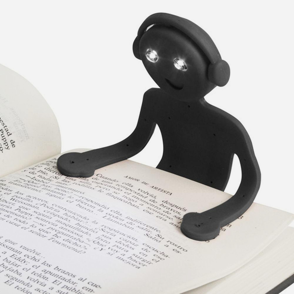 מנורת קריאה וסימניה לספר Android