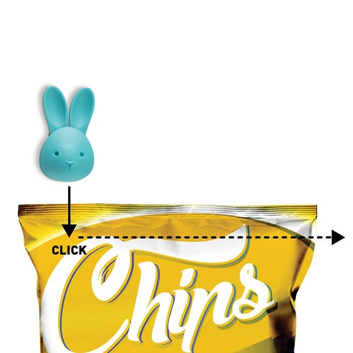 פותחן שקיות  Bag Bunny