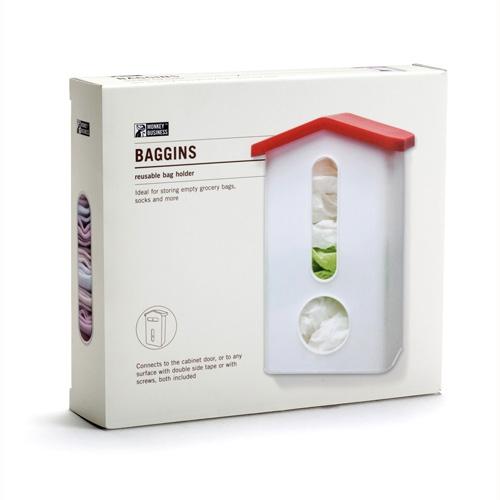 Baggins - בית לאחסון שקיות ריקות