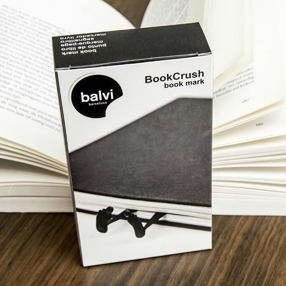 Book Crush - סימנייה לספר