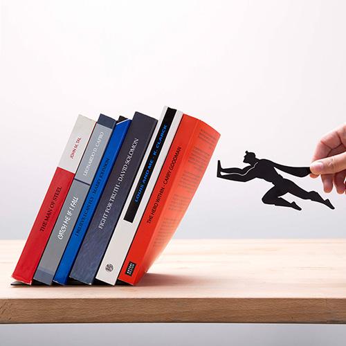 Supercouple תומכי ספרים זוג גיבורי על