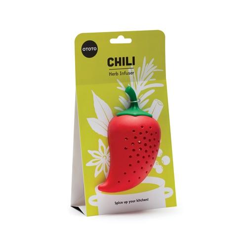 כלי לעשבי תיבול במרק  Chili