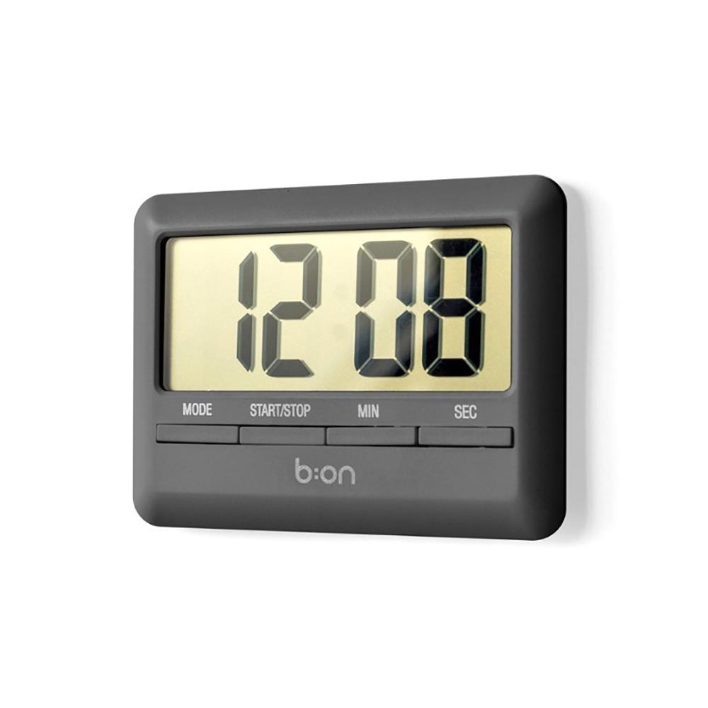טיימר ושעון דיגיטלי מגנטי B:On Combi