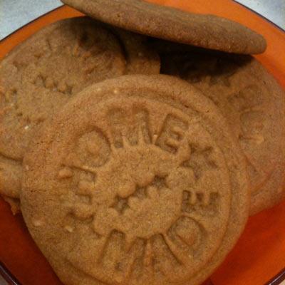 חותמת עוגיות Home Made