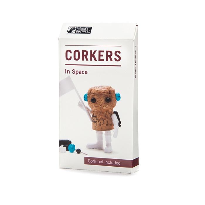 קורקרס בחלל Corkers In Space