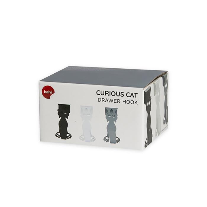 מתלי חתול סקרן - סט של 3