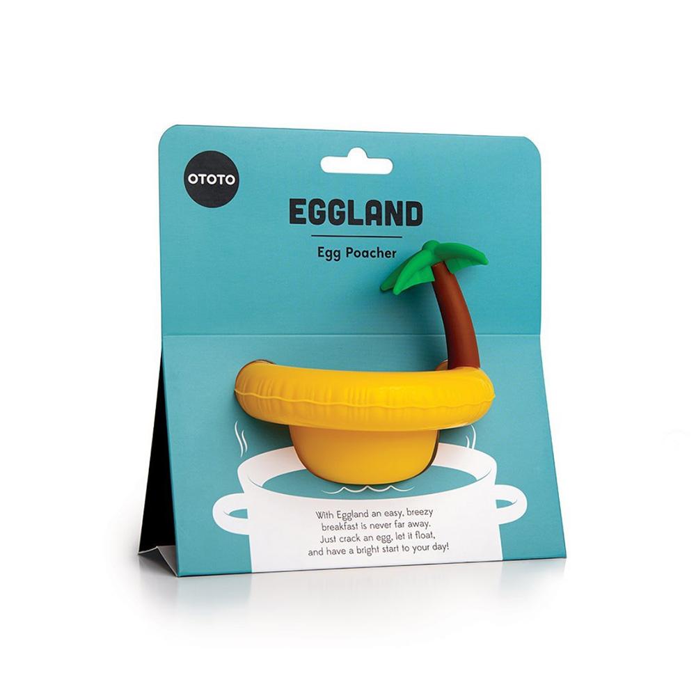 מצוף לביצה עלומה Eggland