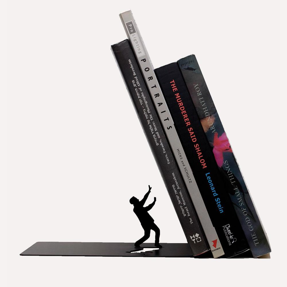 תומך ספרים נופלים
