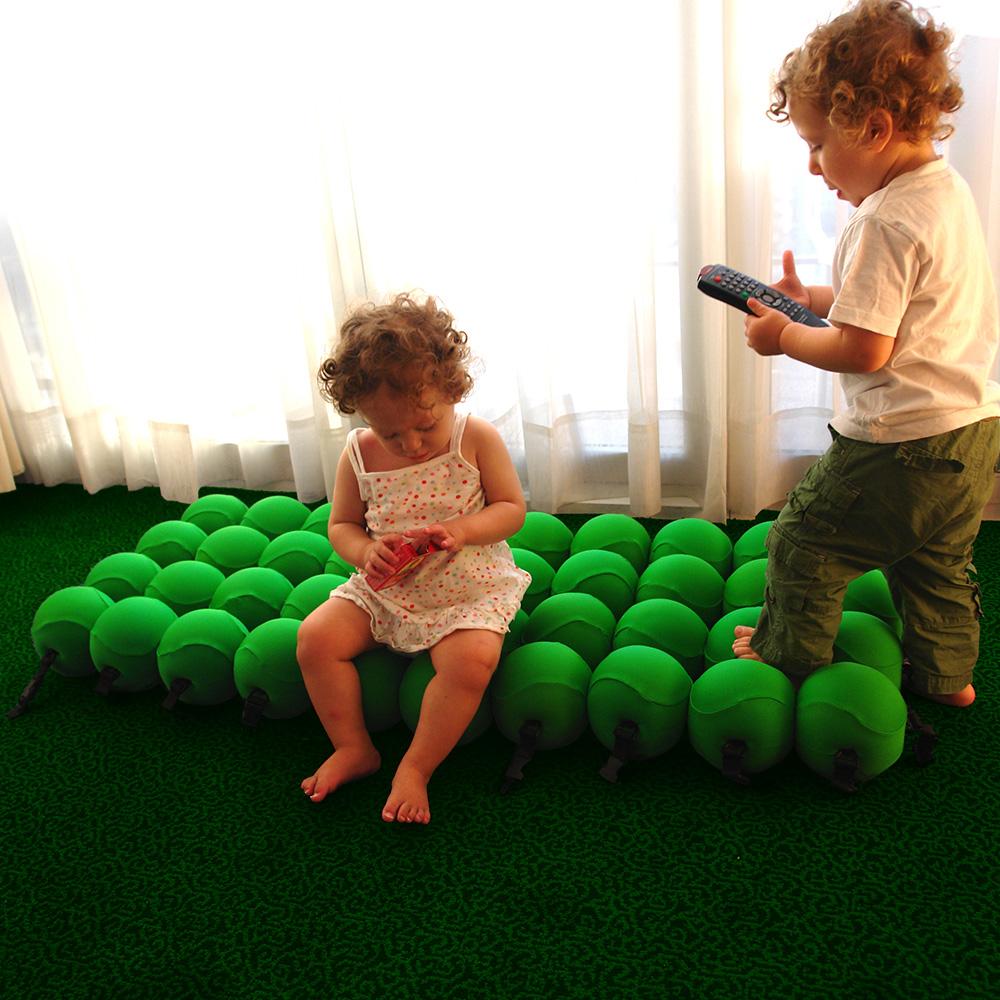 מערכת ישיבה מכדורים Feel Petit