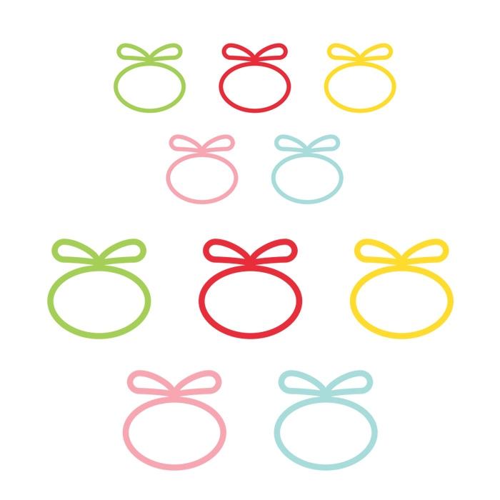 גומיות מתנה צבעוניות  Gifted Multicolour