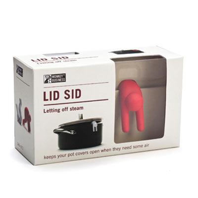 Lid Sid מחזיק מכסה סיר פתוח