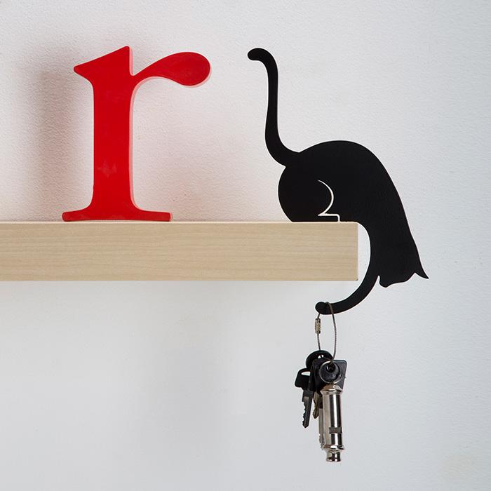 מתלה שיווי משקל - לואי החתול