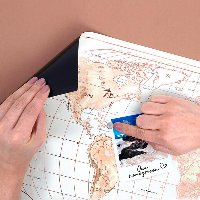 מפה מגנטית MagniMap