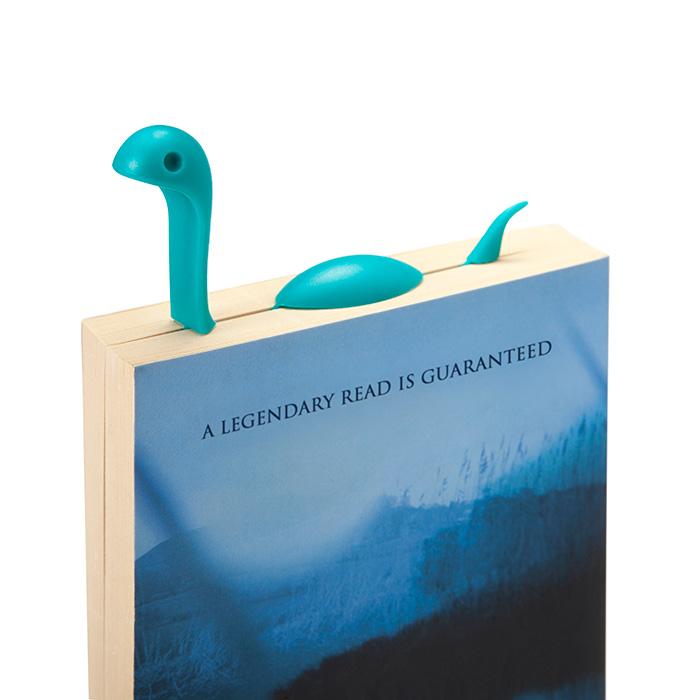 סימניית נסי  Nessie Tale Bookmark