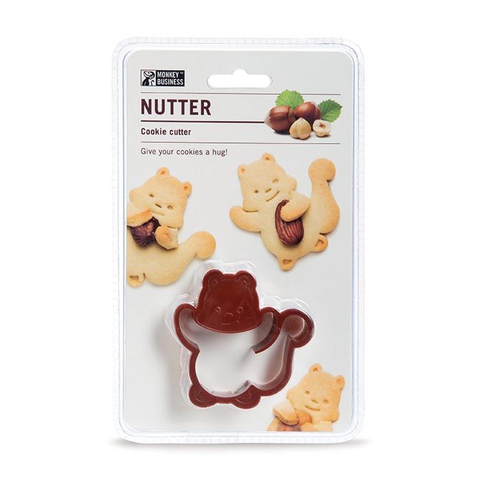 קורץ עוגיות  Nutter