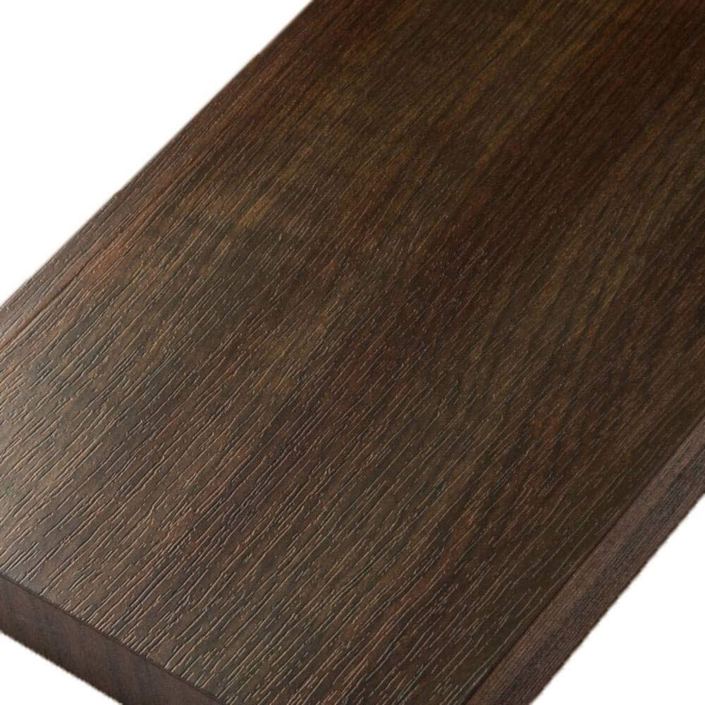 מחברת מעוצבת כלוח עץ מהגוני Slab Mahogany A6
