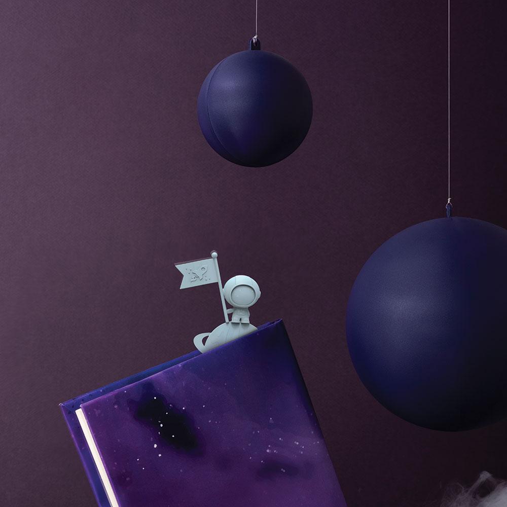 סימניית חלל Spacemark