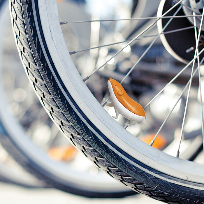 אביזר אופניים נוצץ   Speedy