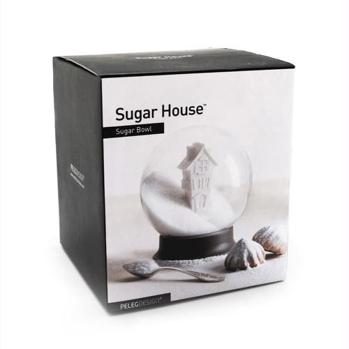 צנצנת בית הסוכר Sugar House