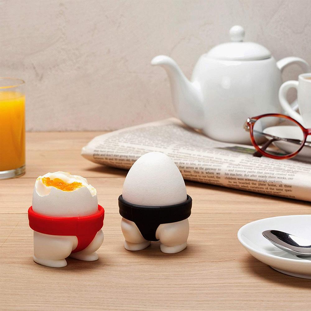 Sumo Eggs - זוג מעמדים לביצה רכה