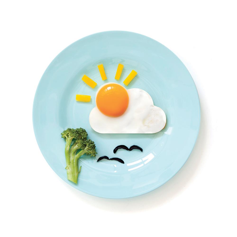 SunnySide תבנית לביצה