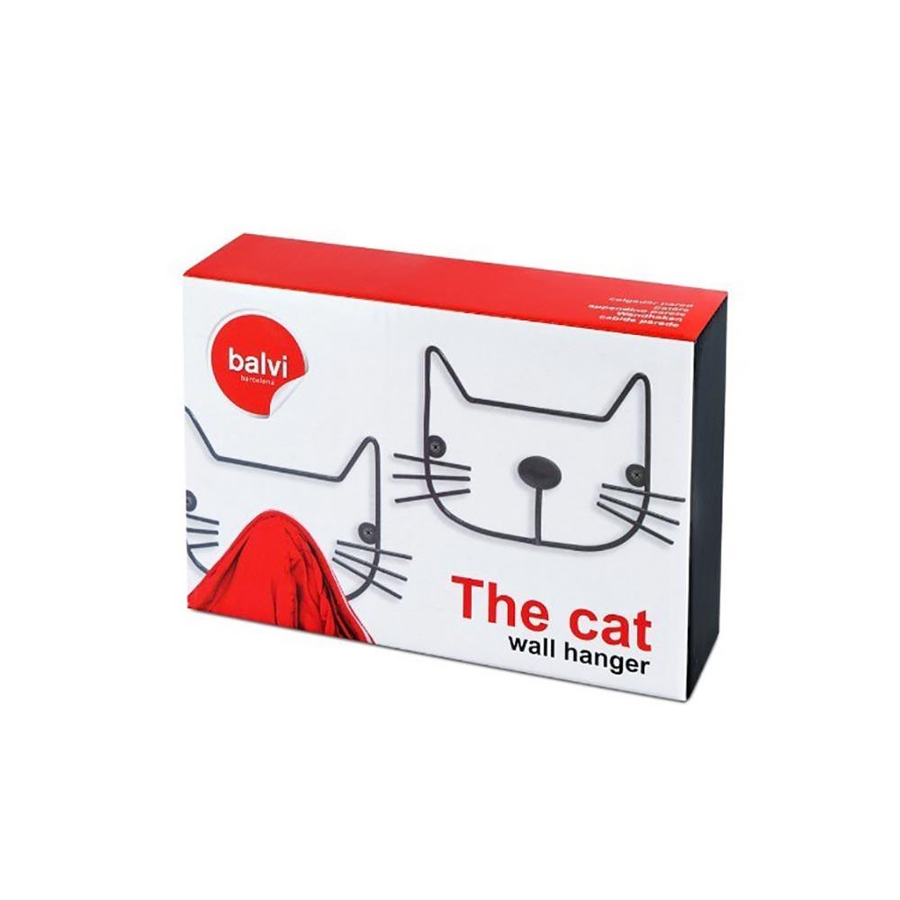 זוג מתלי חתולים מתוקים The Cat