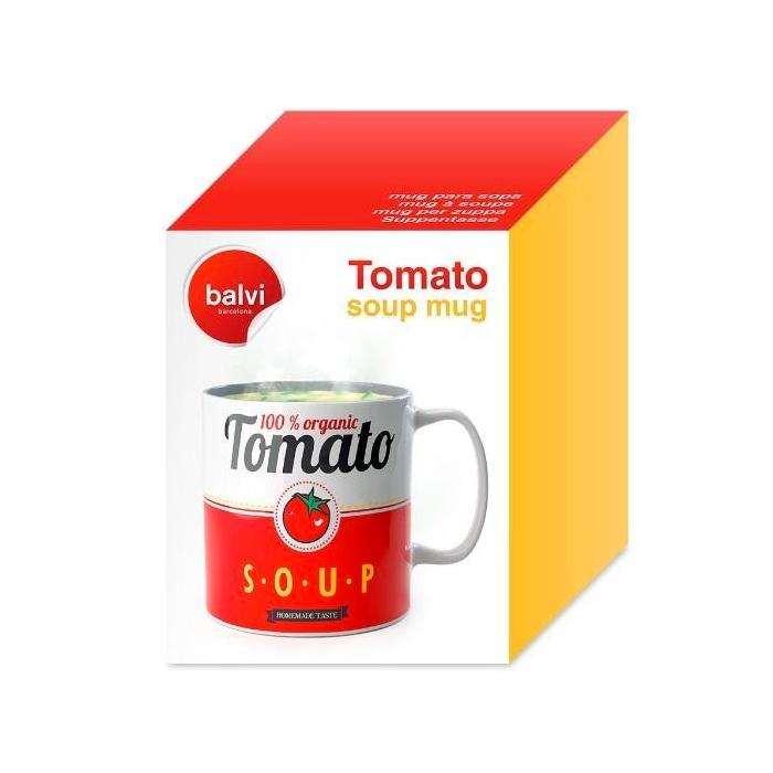 ספל מרק ענק Tomato Soup