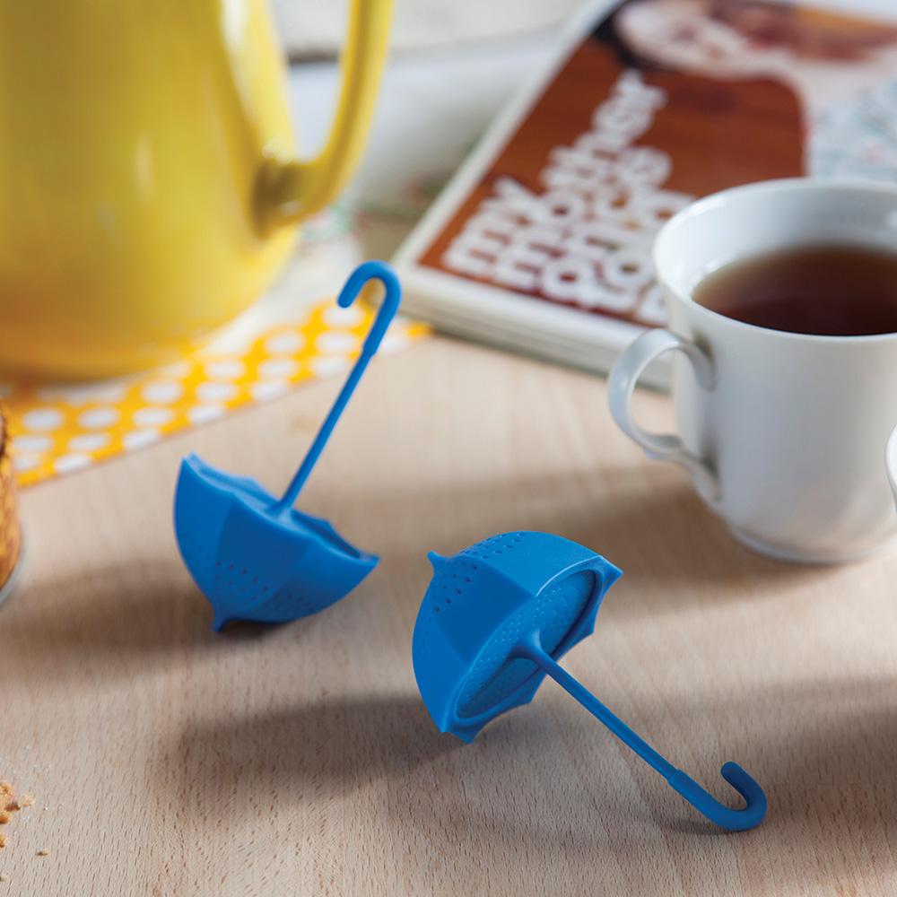מטריה לחליטת תה