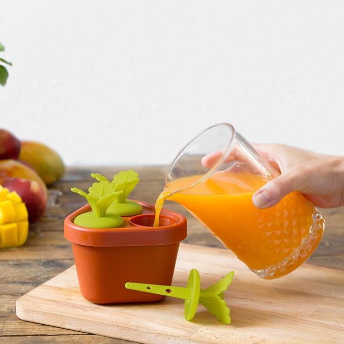 תבנית להכנת ארטיקים  Veggie Pop